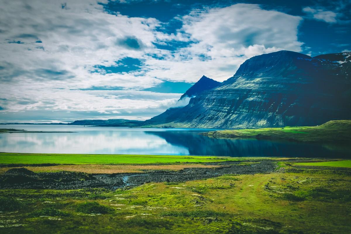 Natur von Island