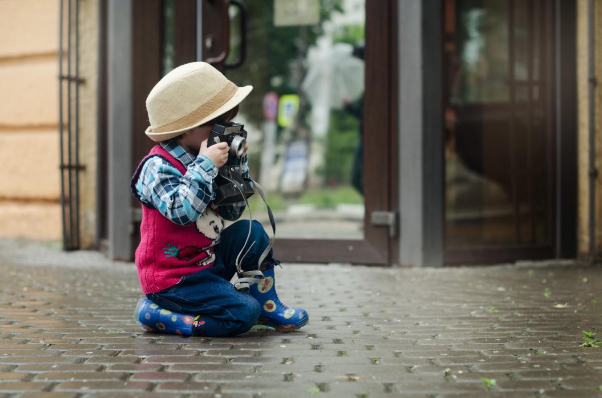 3 совета как даже ребенку сделать идеальное фото для реклам