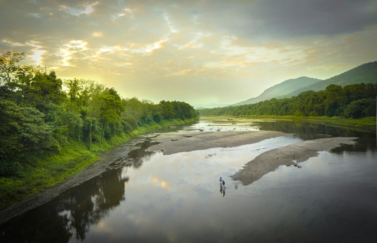 Рождение реки картинки