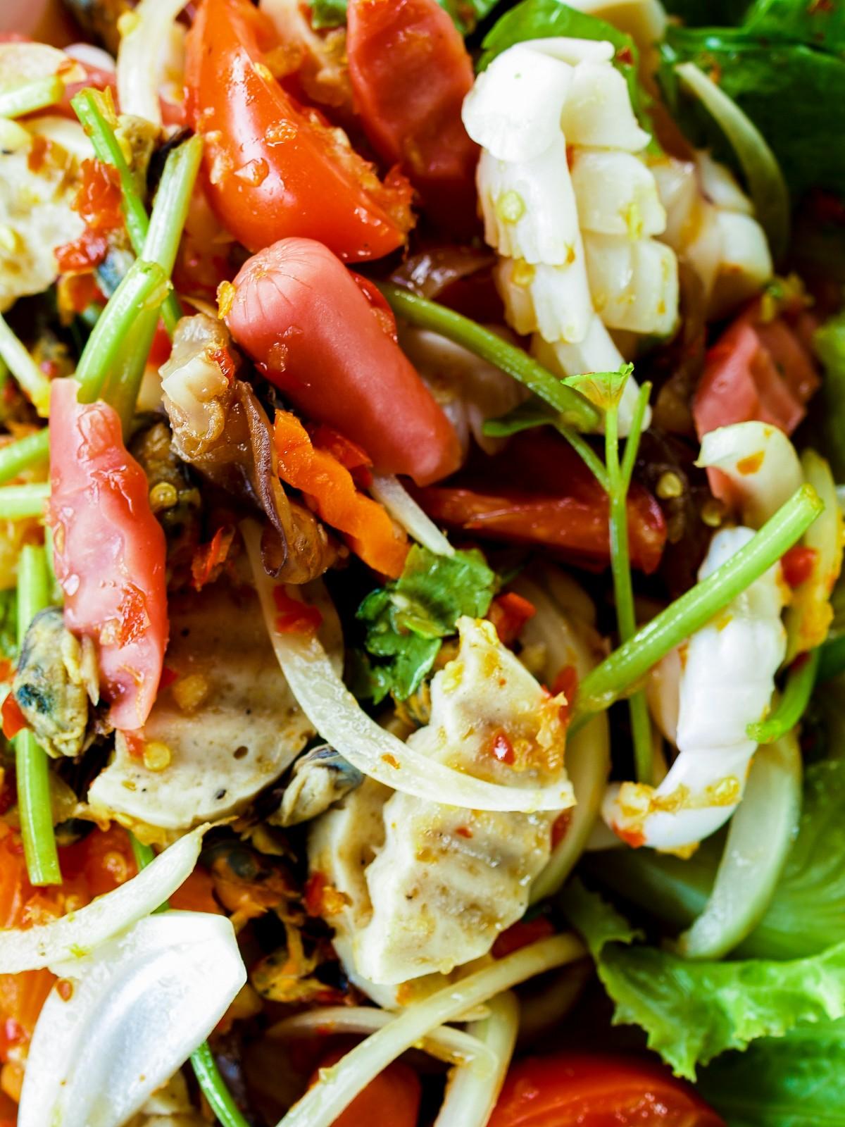 thaimaalainen ruoka