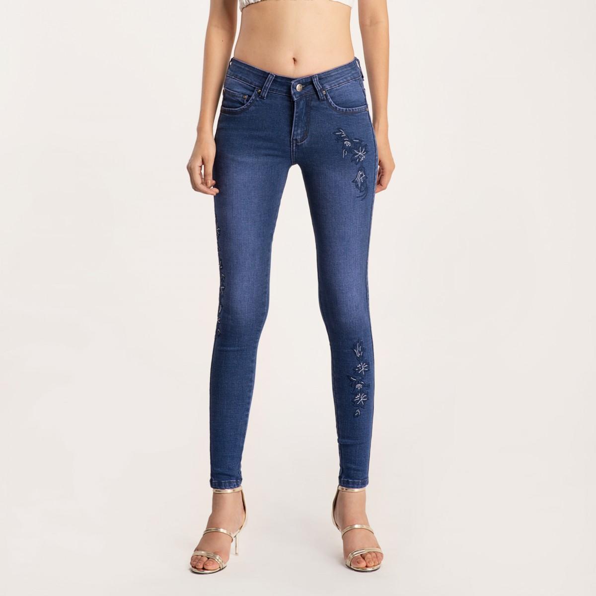 Stretchable Skinny Slim Jeans   Women jeans, Skinny, Jeans