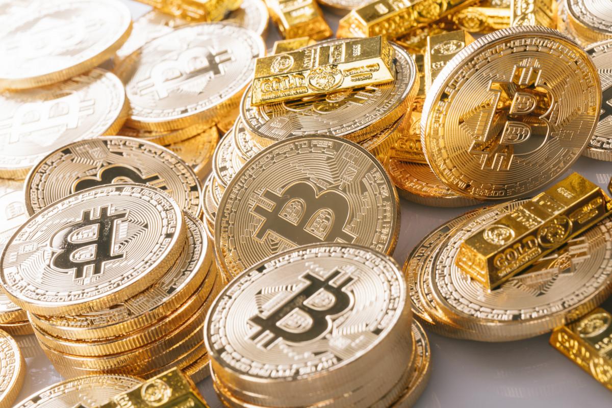 Правильно, картинка с золотом и деньгами