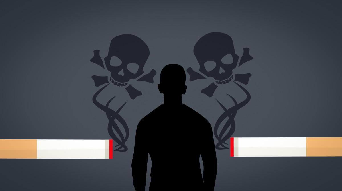 a dohányzás megöli a veszélyt)