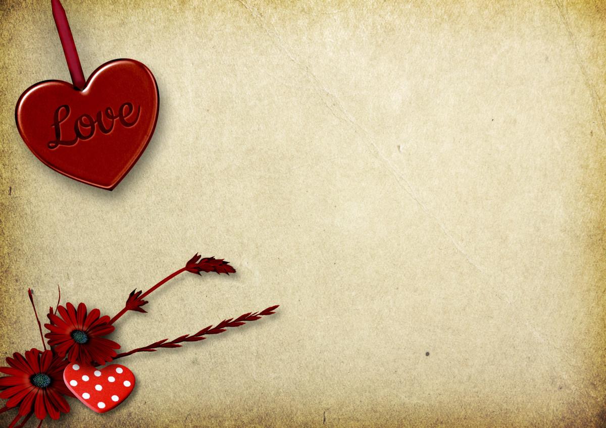 Kostenlose Foto Herz Papier Hintergrundbild Valentinstag