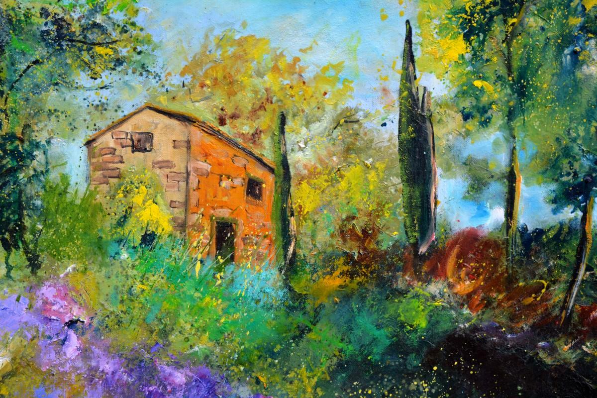 Free Images Provence Flowers Lavender Barn Nature Painting Watercolor Paint Modern Art Acrylic Paint Visual Arts Tree Landscape Flower House Artwork Plant Illustration 6000x4000 Pledent 1603466 Free Stock Photos Pxhere