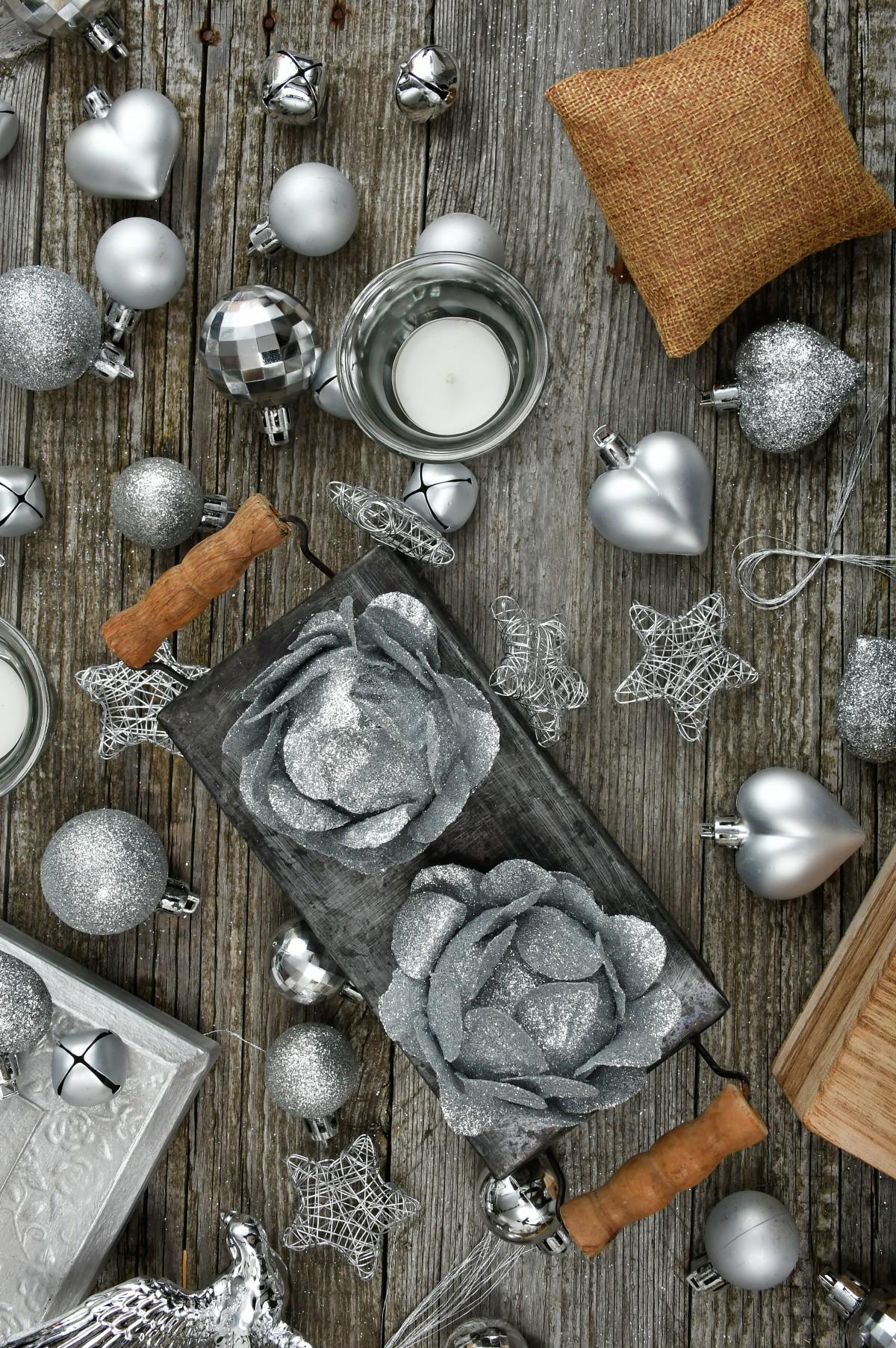 gratis afbeeldingen decoratie zilver wit viering