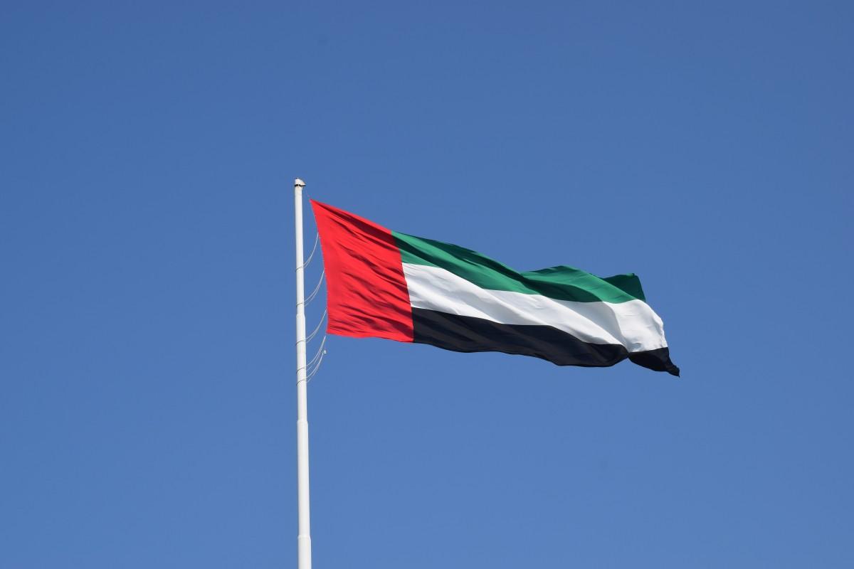 Картинка флага оаэ