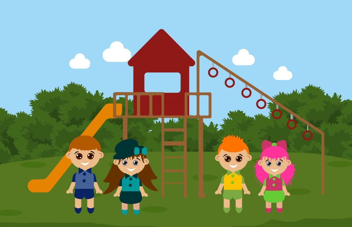 Free Images : kids, park, children, boy, happiness ...