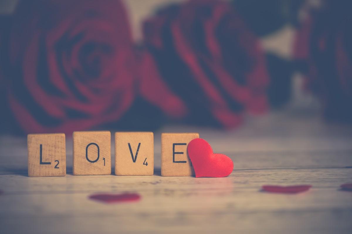 Картинки со словом любовь для подростков