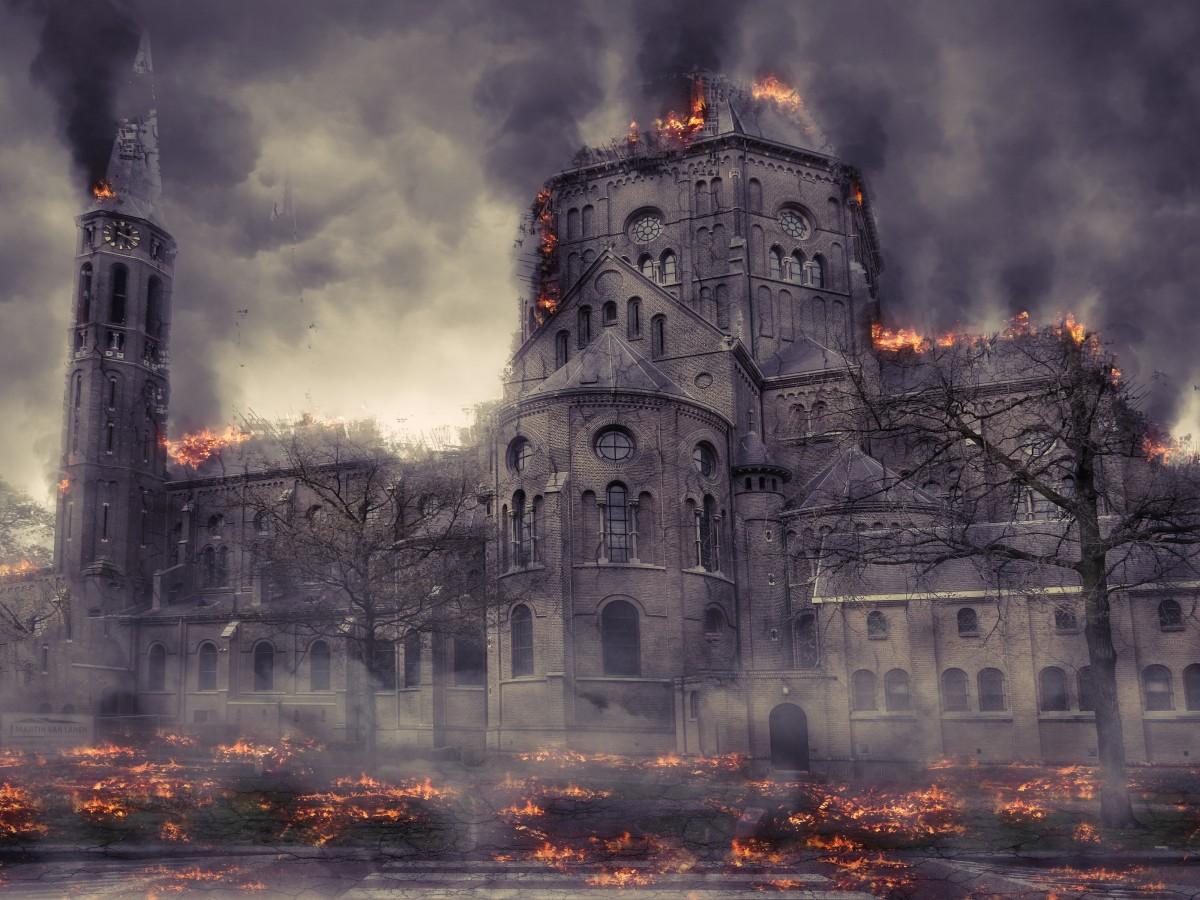 свежие вакансии картинки горящий город будто бог