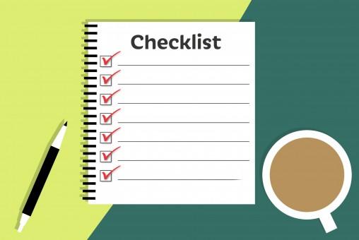 チェックリスト,ビジネス,職場,ノート,リスト,チェック