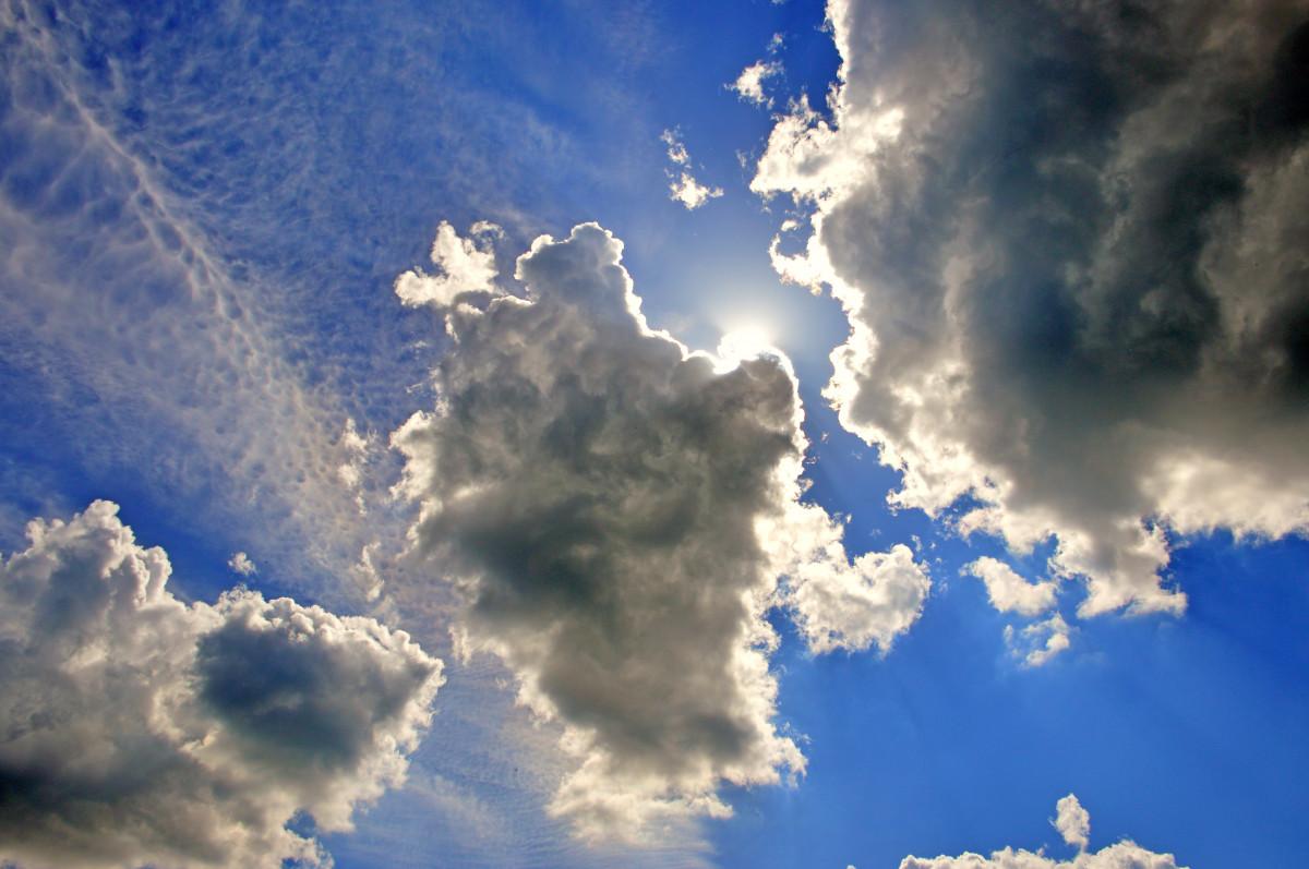картинки небо облака богатством обои лучше