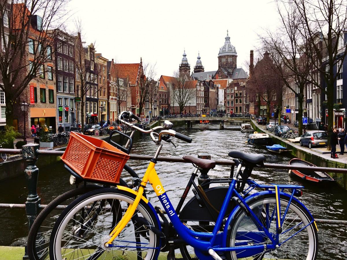 по Европе на велосипеде