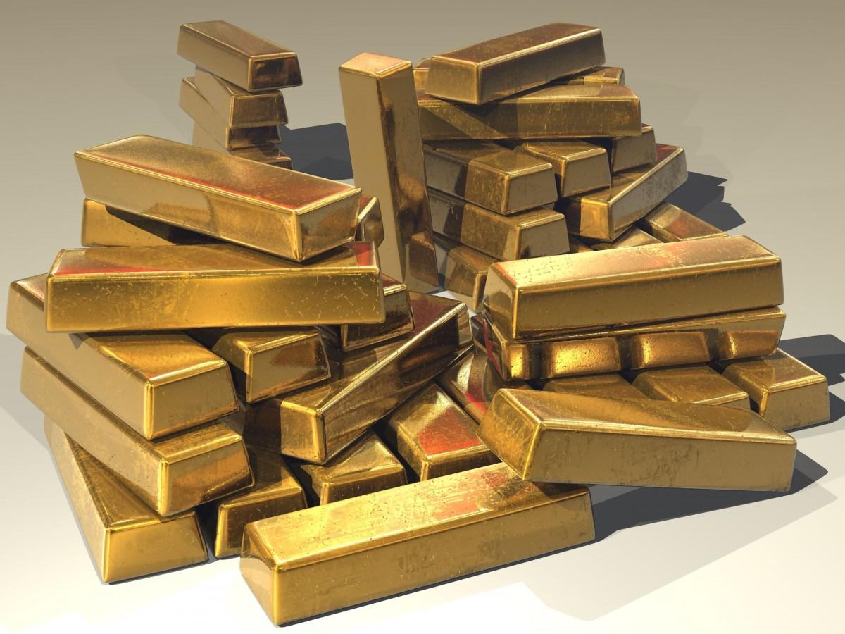 madera pila dorado metal caja apilar material producto art oro Rico caja de cartón tesoro riqueza precioso plata en lingotes Lingotes barras de oro