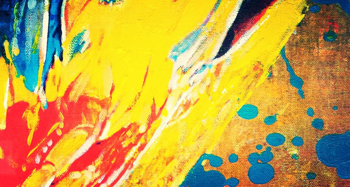 Molto Immagini Belle : astratto, struttura, modello, colore, giallo, la  OZ97