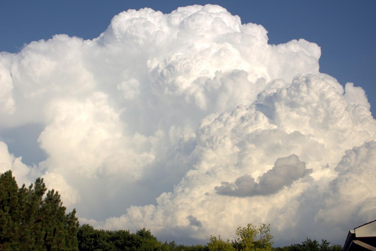 Картинки облаков глазами