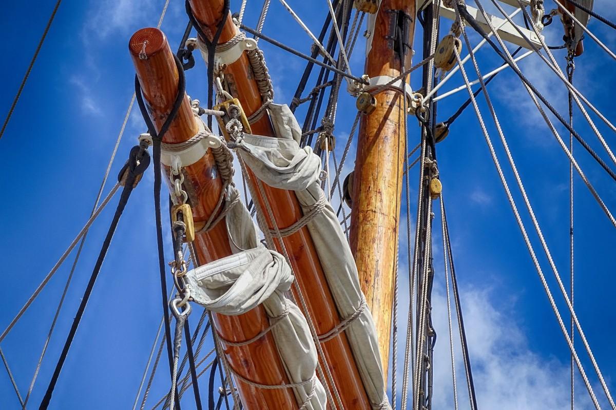 все мы как лодки на веревке
