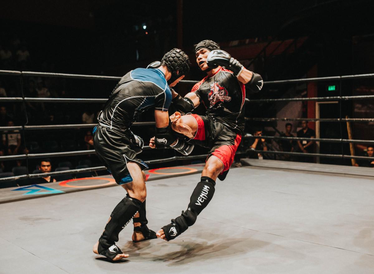 картинки спорта бойцов это один