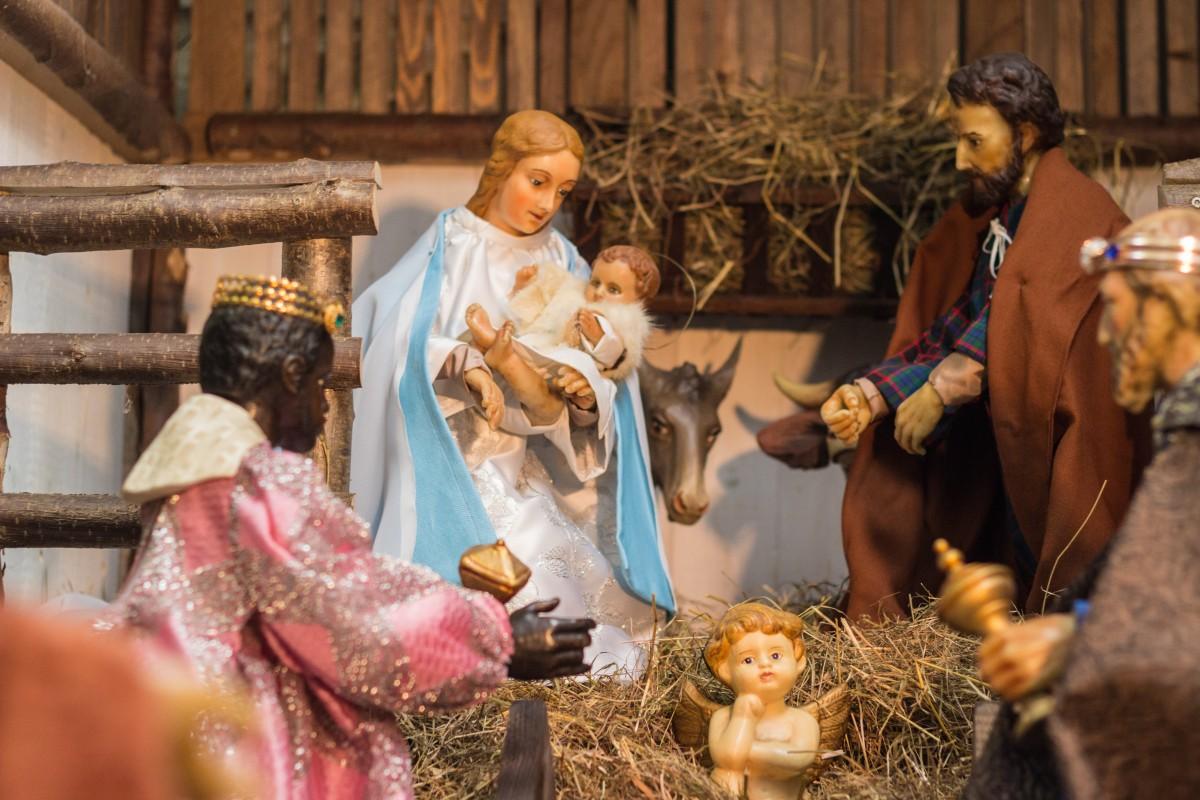 Free Images People Toy Maria Bethlehem Merry