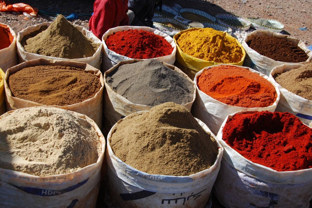 La comida y alimentos típicos de Irán