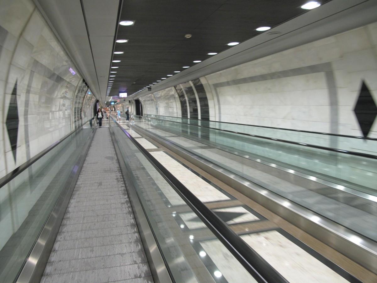 Free Images People Urban Escalator Subway Vehicle