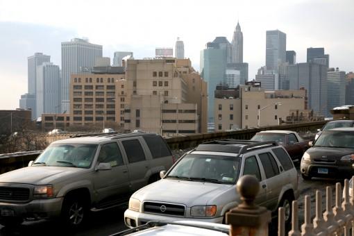 Free Images : Road, Bridge, New York, Vehicle, Brooklyn