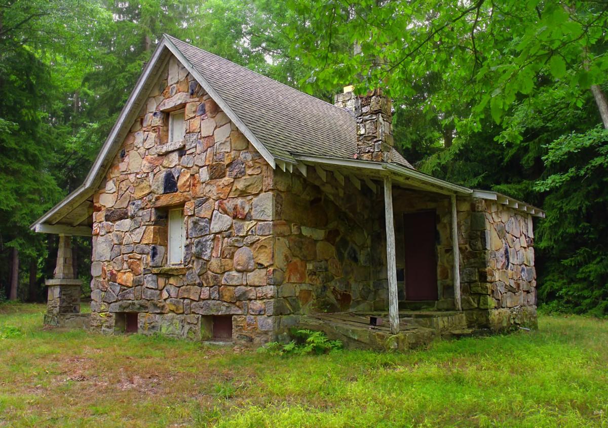 Images gratuites b timent cabanon chalet chapelle for Agrandissement maison zone rurale