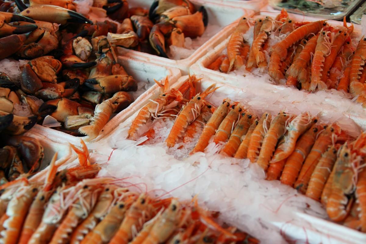 Доставка морепродуктов по Новосибирску