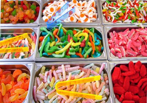 fad,måltid,mad,fremstille,farverig,dessert