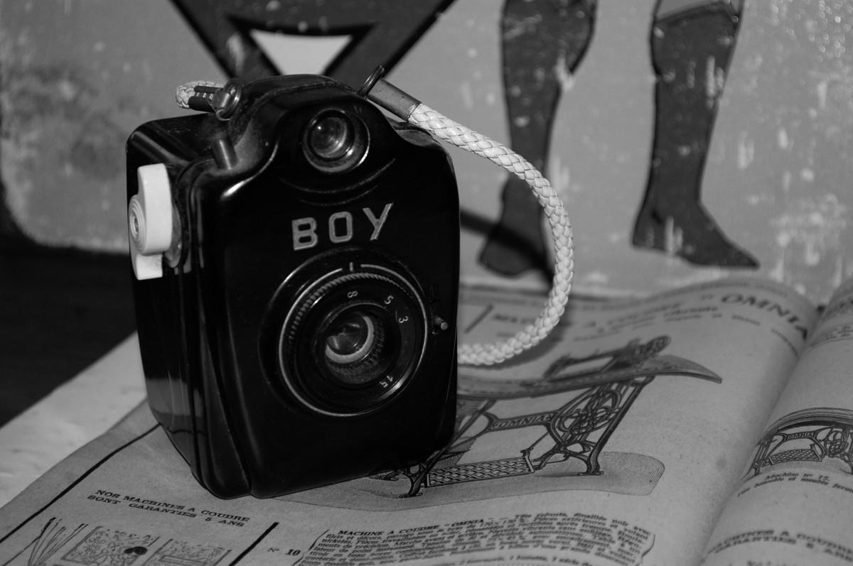 найти старый фотоаппарат во сне заводе задумались создании