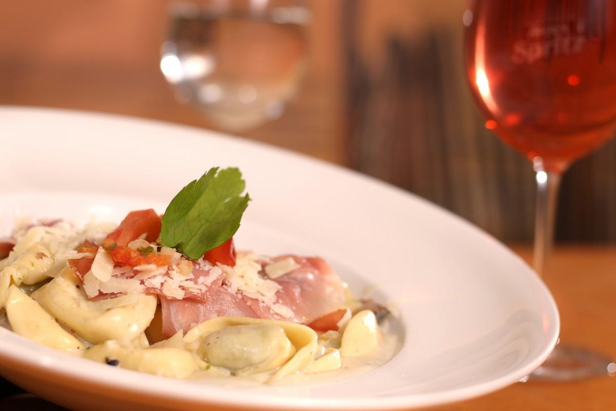 Free images restaurant dish meal produce vegetable - Italian cuisine pasta ...