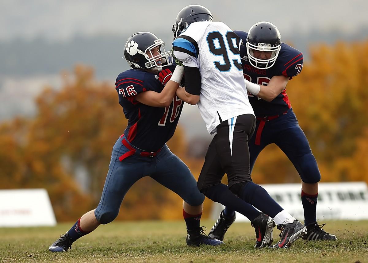 american football and good sportsmanship essay