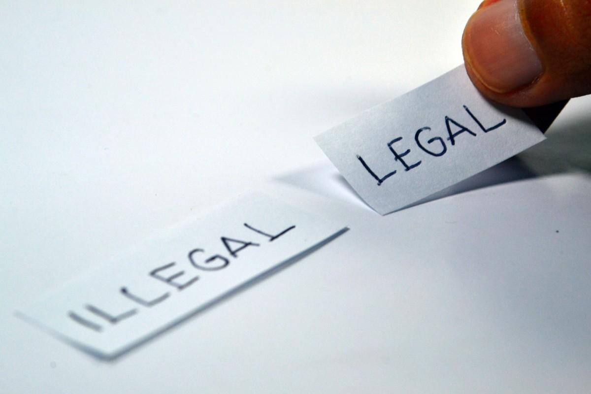 escritura mano palabra dedo símbolo Nota escribir marca producto fuente justicia logo mensaje escoger ley legal caligrafía icono documento crimen opuesto elección ilegal antónimo