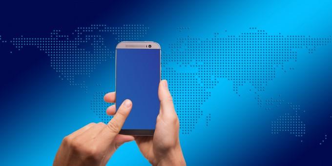 Smartphone,mano,país,viajar,toque,dedo