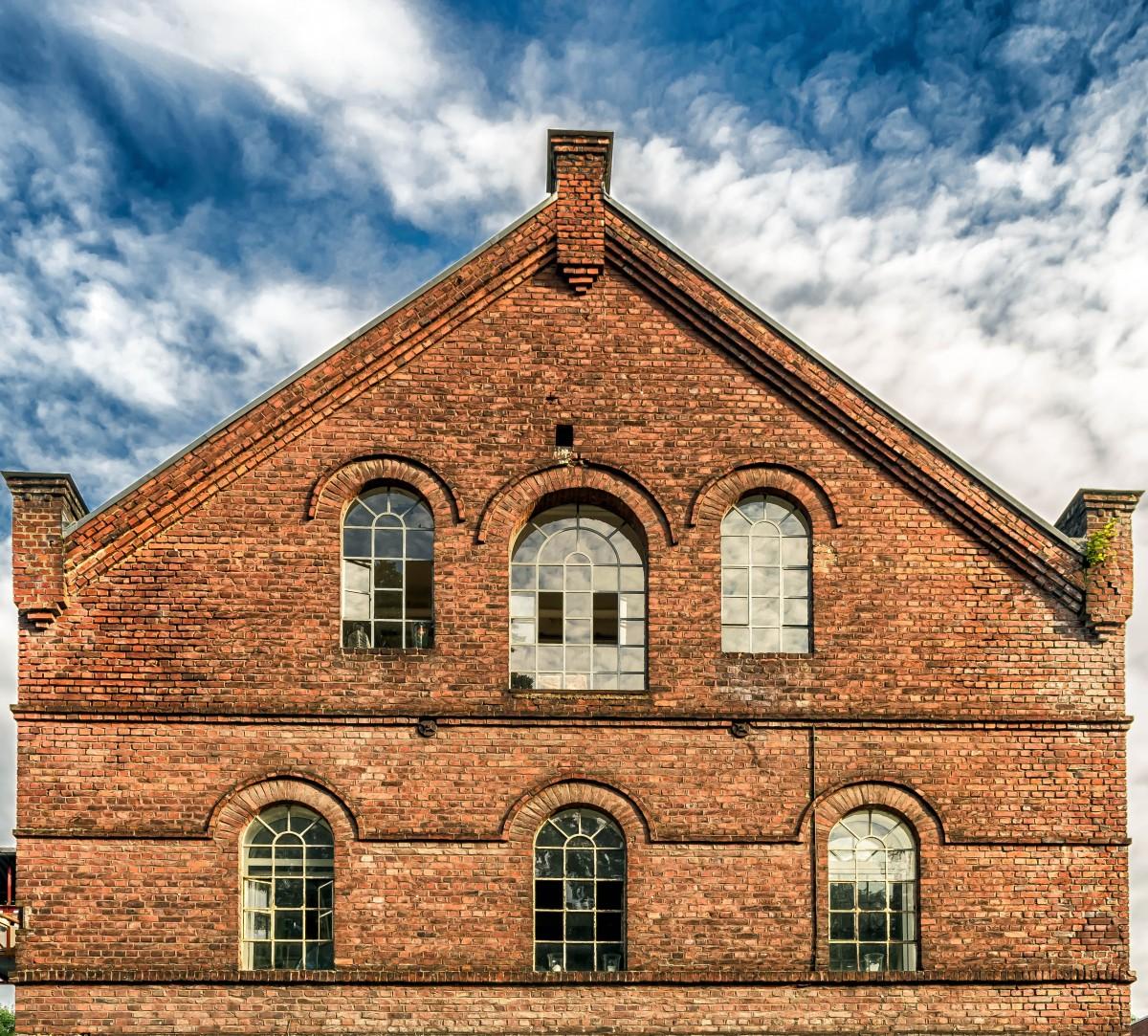 Kostenlose Foto : Die Architektur, Haus, Dach, Gebäude