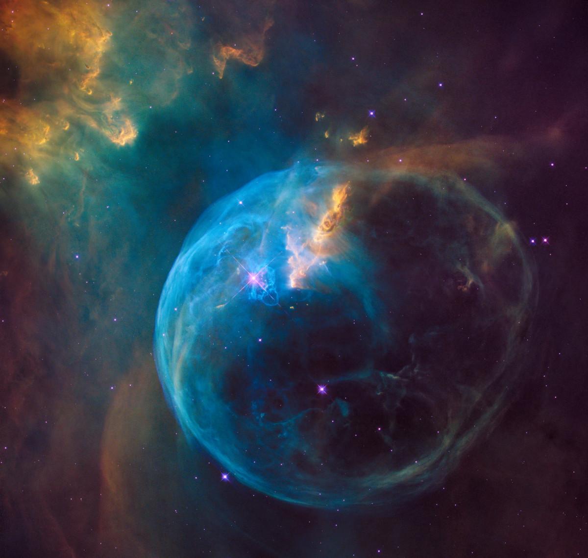 estrella, atmósfera, espacio, Cosmo, nebulosa, espacio exterior, universo, planeta, cósmico, Objeto astronómico