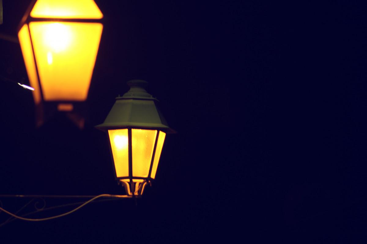 Free Images Night Lantern Darkness Street Light Lamp