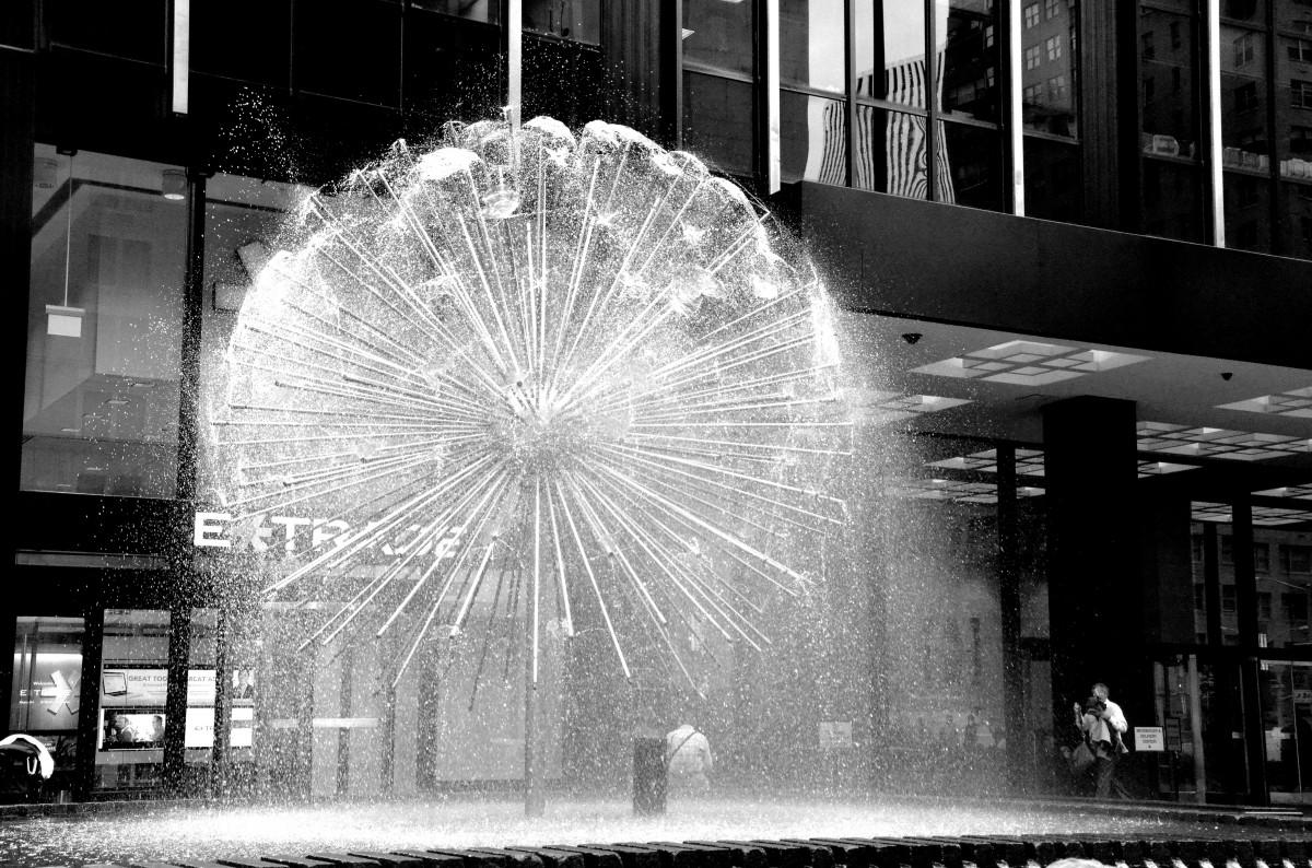 Images gratuites noir et blanc la photographie for Building sans fenetre new york