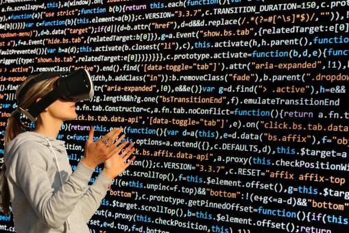 computer,kvinde,teknologi,programmering,font,animation