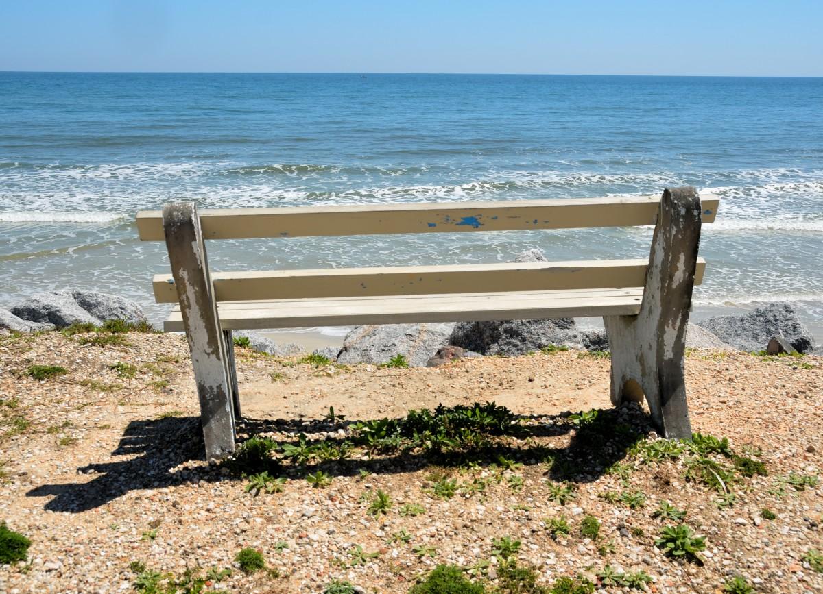 kostenlose foto strand meer k ste sand holz sessel. Black Bedroom Furniture Sets. Home Design Ideas