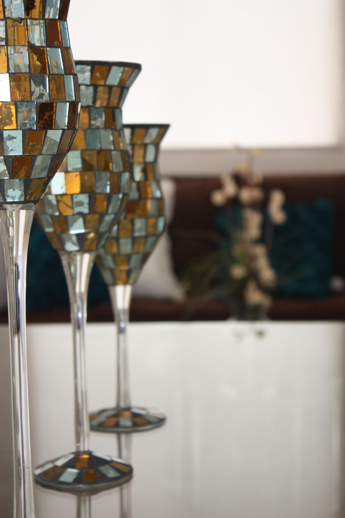 table wood glass furniture room lighting Free