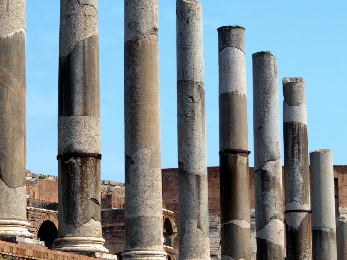 Images gratuites paysage structure ville colonne la for Architecture ancienne