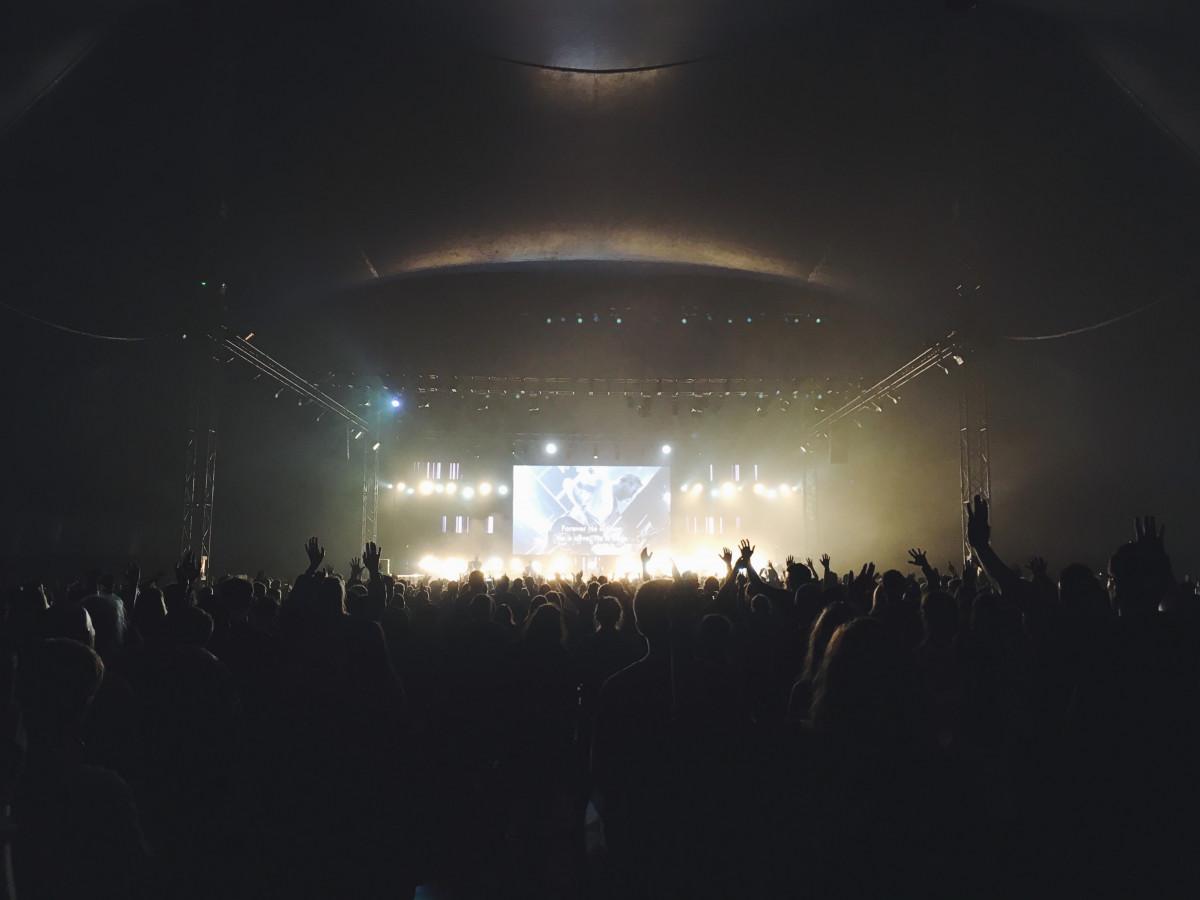 Free Images Music Light Night Crowd Dark Concert