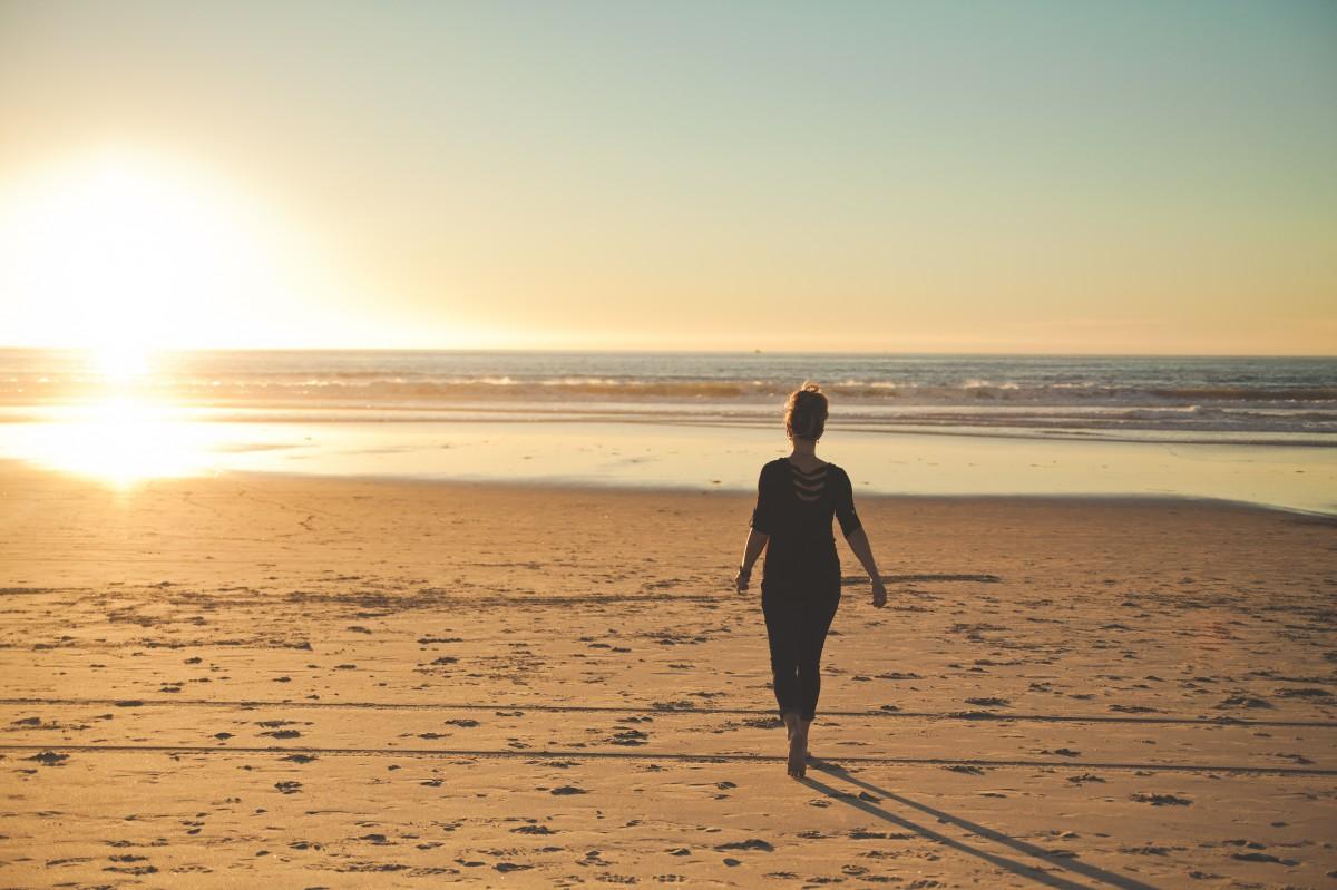 Картинки побережья и людей