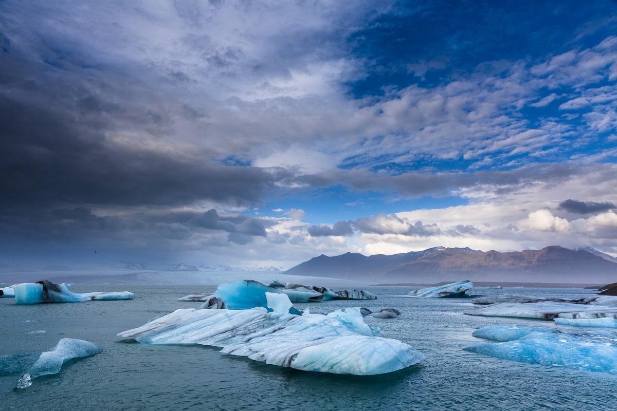 Картинки море во льдах