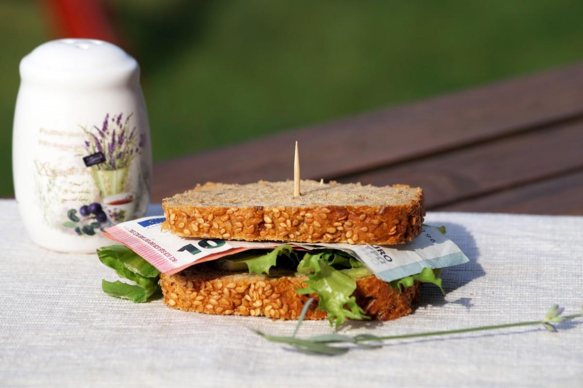 ruoka raha resepti leipä voileipä kattaus euro kallis Kasvisruoka talous ruoka amp juoma naposteltavaa