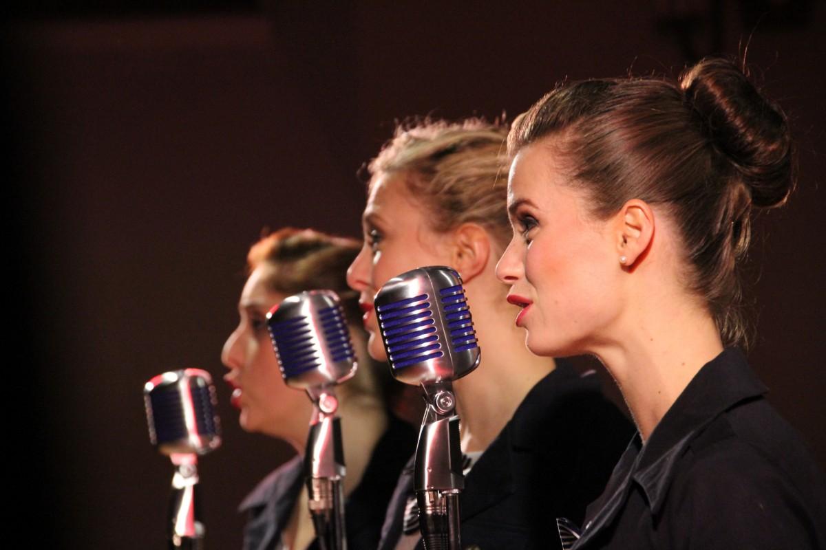 Конкурс непрофессиональных певцов