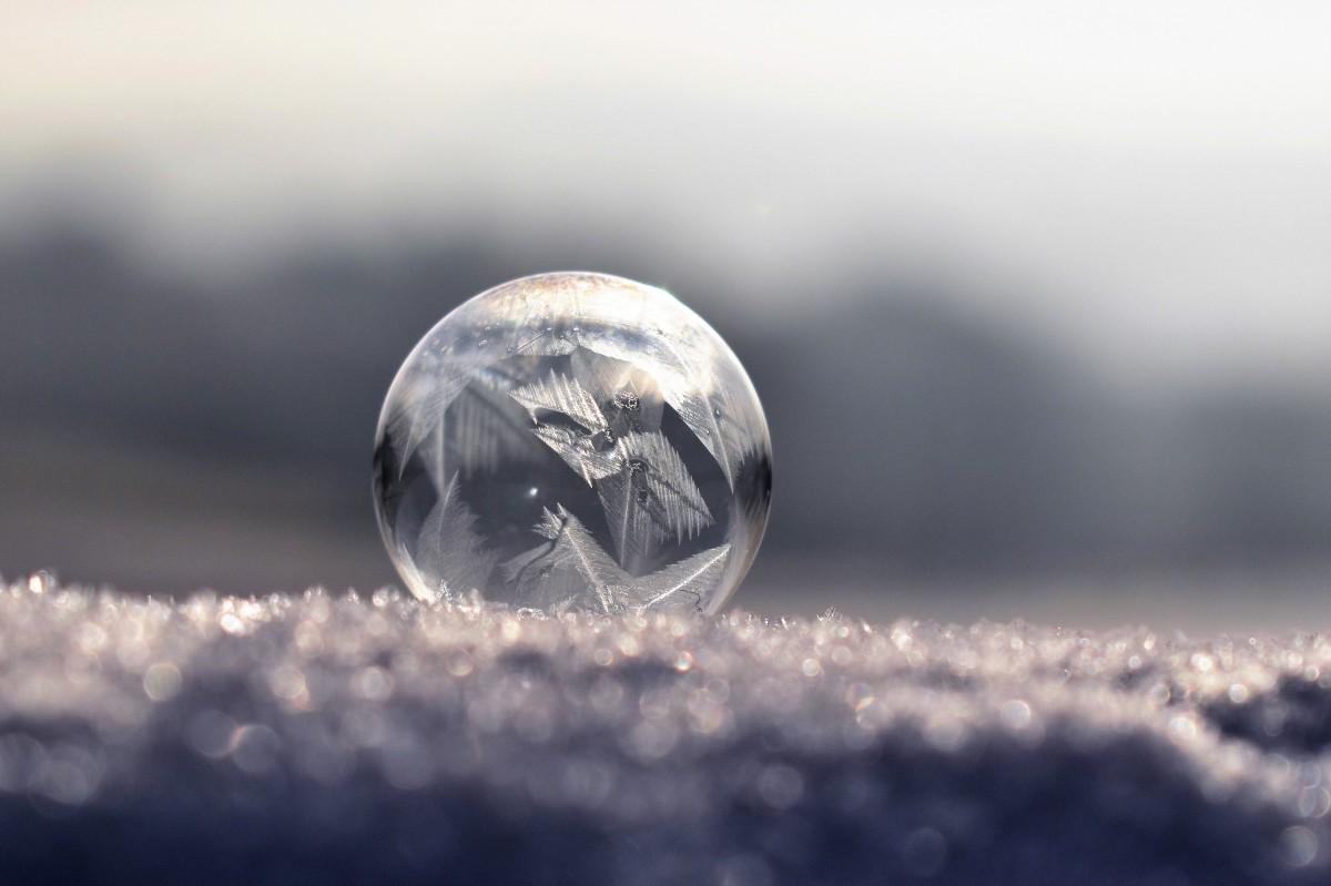 agua, naturaleza, nieve, frío, invierno, ligero