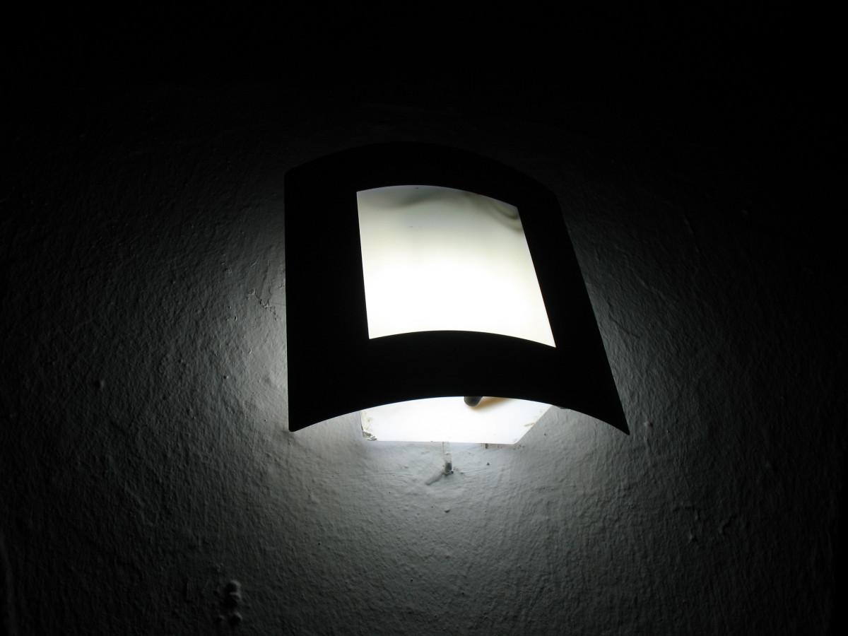 Gratis afbeeldingen licht hemel stoep plafond vuil straatlantaarn lamp verlichting - Plafond geverfd zwart ...