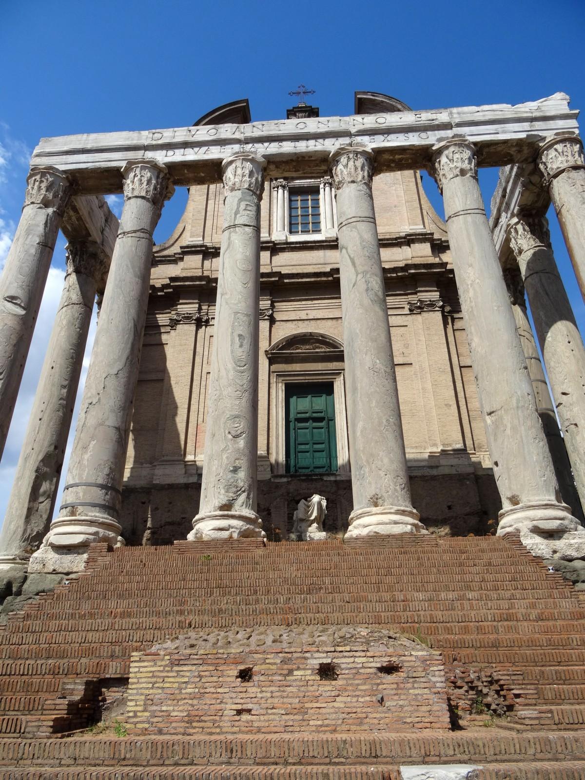 Roman Architecture Columns free images : structure, antique, building, column, tower